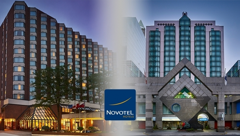 Vrancor Welcomes Two Award Winning Novotel Hotels